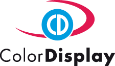 ColorDisplay logo